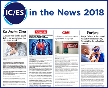 ICES In the News 2018 media banner