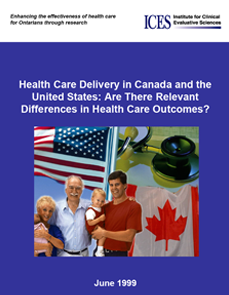 Health care delivery in Canada and the United States: Are there relevant differences in health care outcomes?