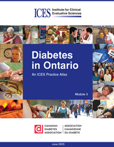 Diabetes in Ontario: An ICES Practice Atlas