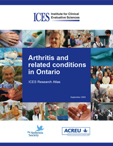Arthritis and Related Conditions in Ontario: ICES Research Atlas. 2nd Edition