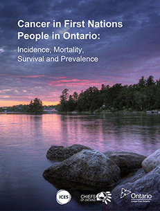 Cancer in First Nations People in Ontario: Incidence, Mortality, Survival and Prevalence