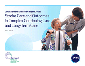 Stroke Evaluation Report cover