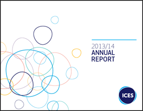 2013/14 Annual Report Thumbnail Cover
