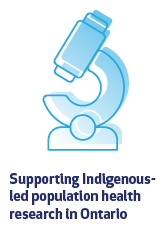Supporting Indigenous-led population health research in Ontario